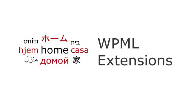 Breadcrumb NavXT WPML Extensions