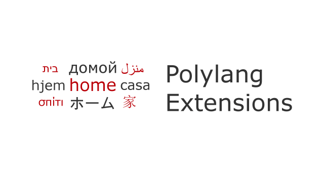 Polylang Extensions banner