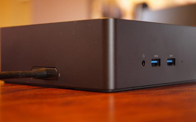 Dell's Thunderbolt Dock 240W (450-AEVM)   mtekk's Crib