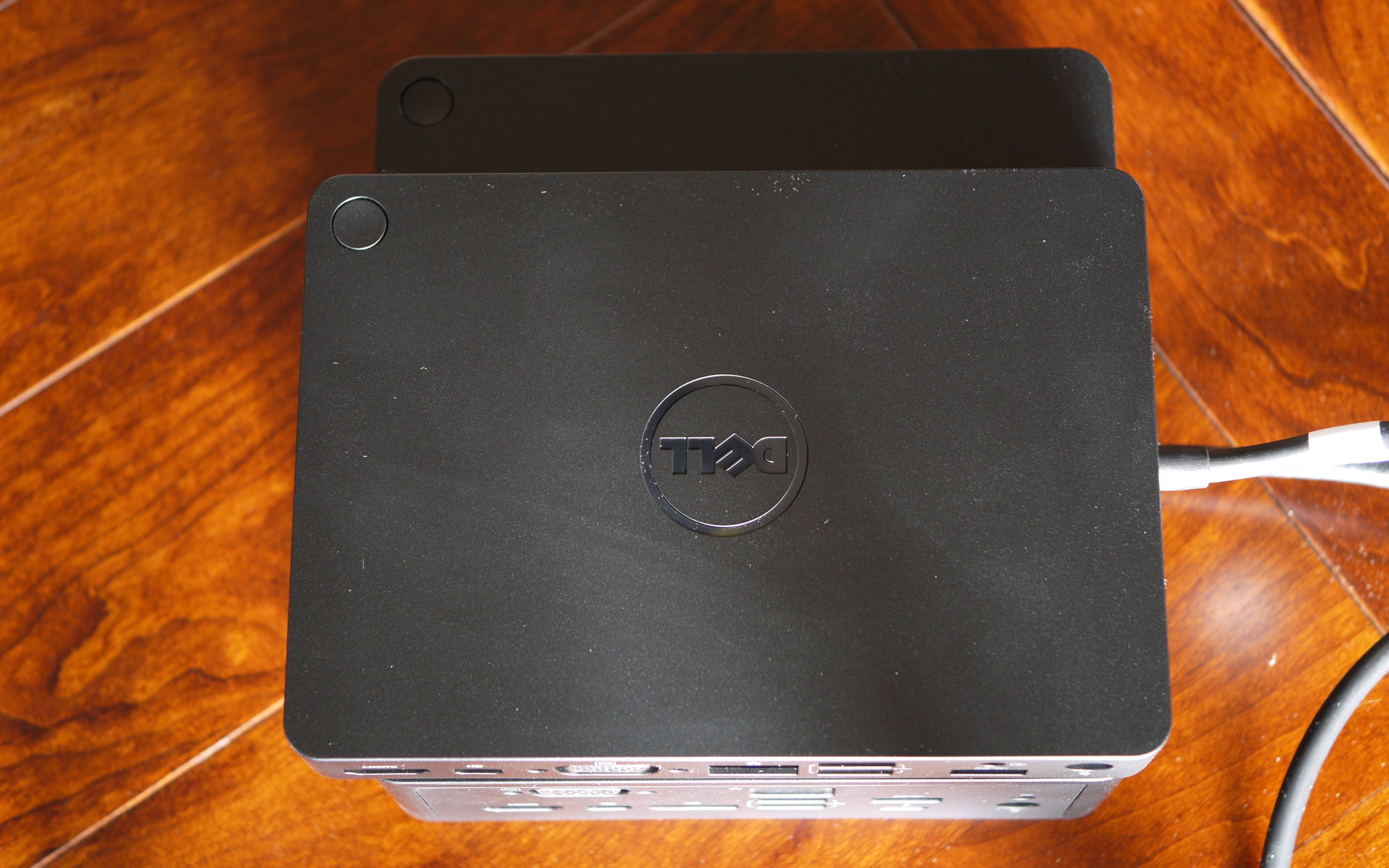 WD15 on Top of TB15 Top View